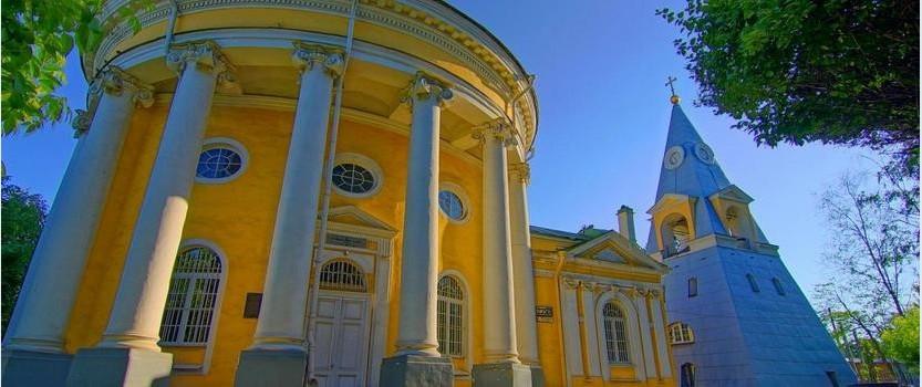Троицкая церковь кулич и пасха