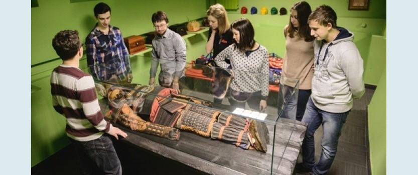 Жизнерадостный музей Смерти