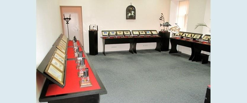 Музей микроминиатюры Русский Левша