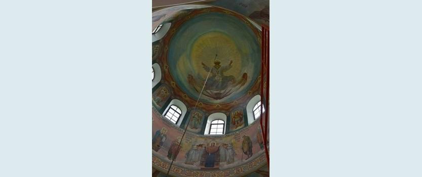 Иоанно-Богословское подворье Леушинского монастыря