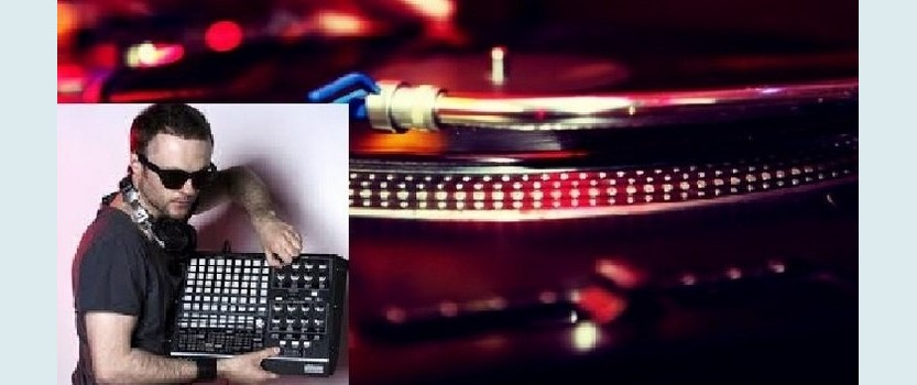 Выступление петербургского электронщика Roma Bromich