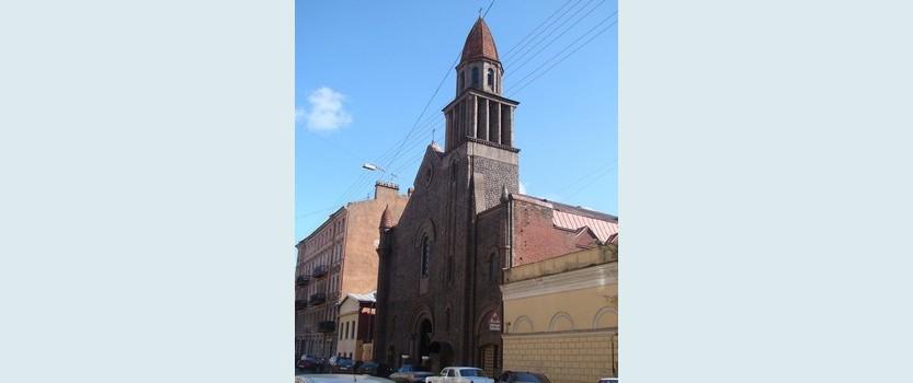 Храм Лурдской Божией Матери
