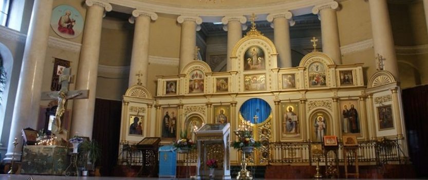 Church of Our Lady Mother of All the Afflicted
