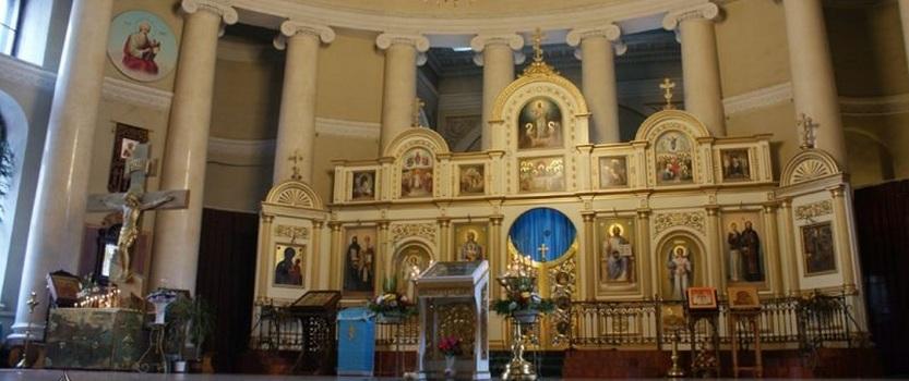 Церковь иконы Божьей Матери Всех скорбящих радость
