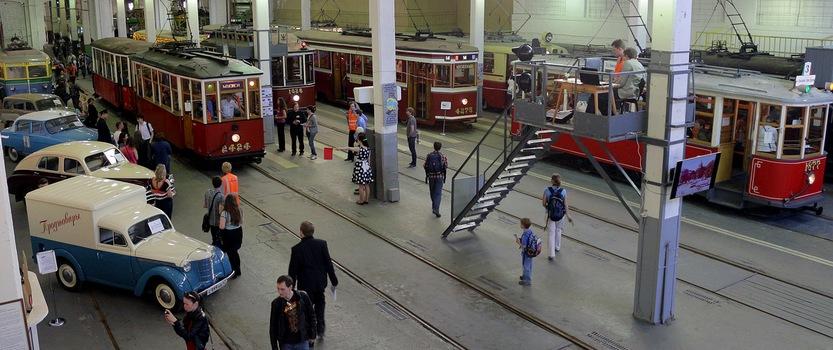 Музей городского электротранспорта