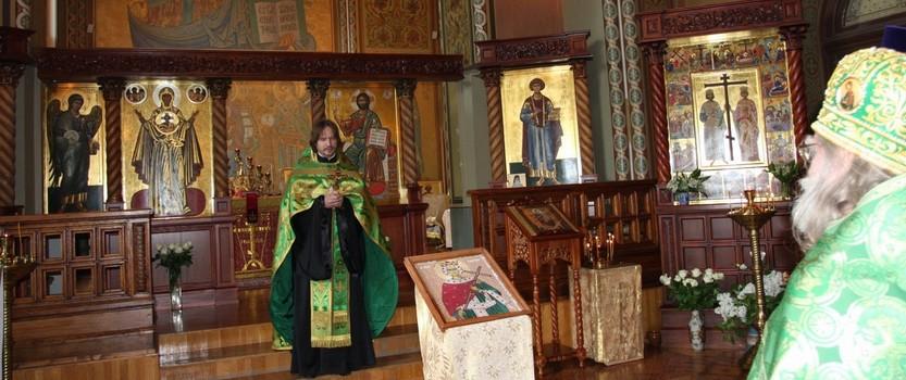 Церковь святой равноапостольной царицы Елены
