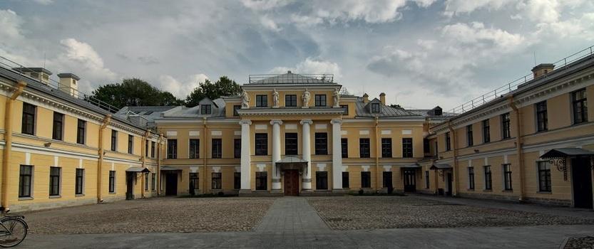 The Bobrinsky Palace