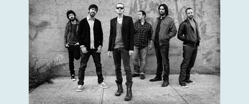Концерт Linkin Park в Петербурге