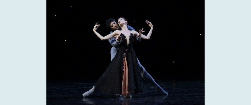 Marguerite and Armand, Les Sylphides, The night at the Mariinsky Theatre