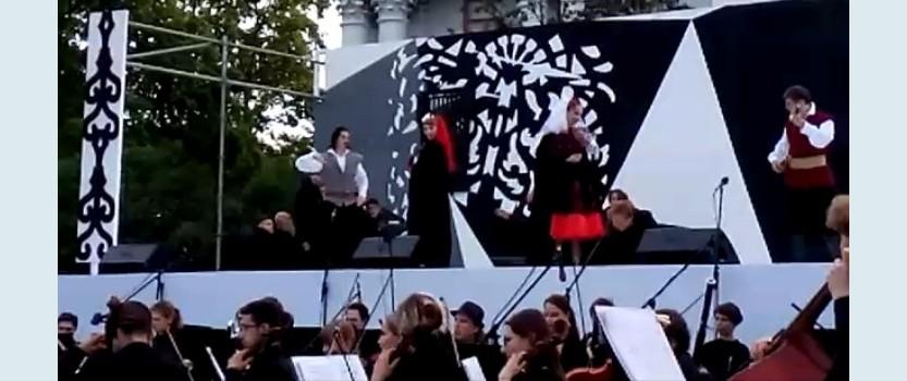 Опера Обручение в монастыре на Елагином Острове