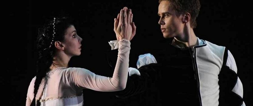 Балет Ромео и Джульетта в Михайловском театре
