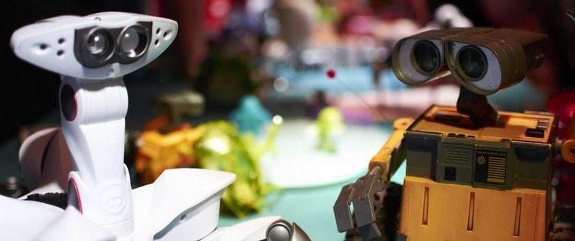 Шоу-выставка роботов RoboDom