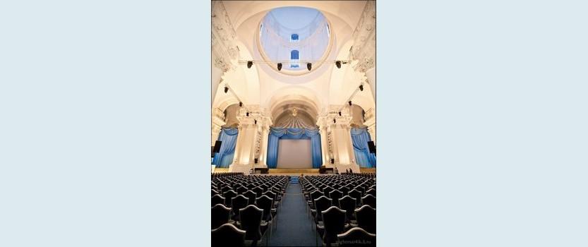 Времена года Антонио Вивальди в Смольном Соборе