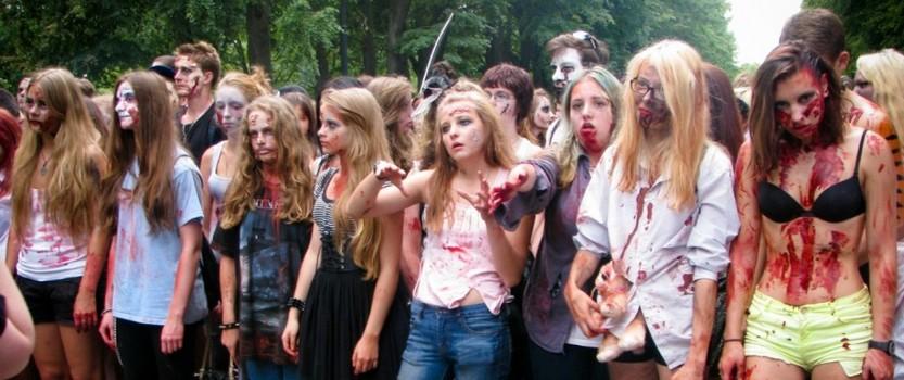 Zombie-mob