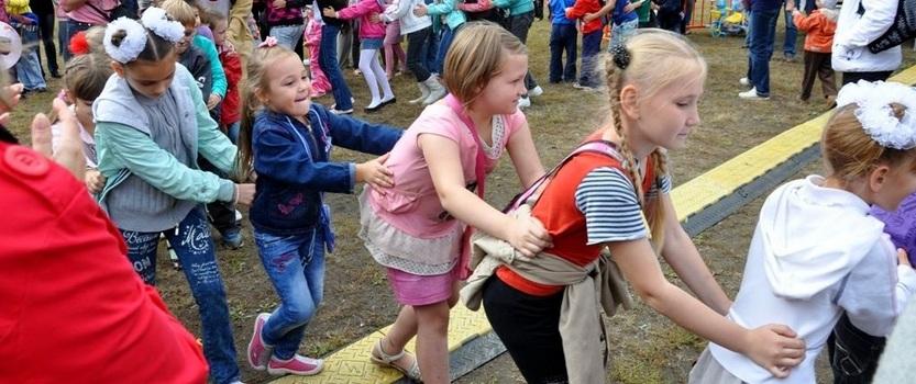 Фестиваль ростовых кукол в Юсуповском саду