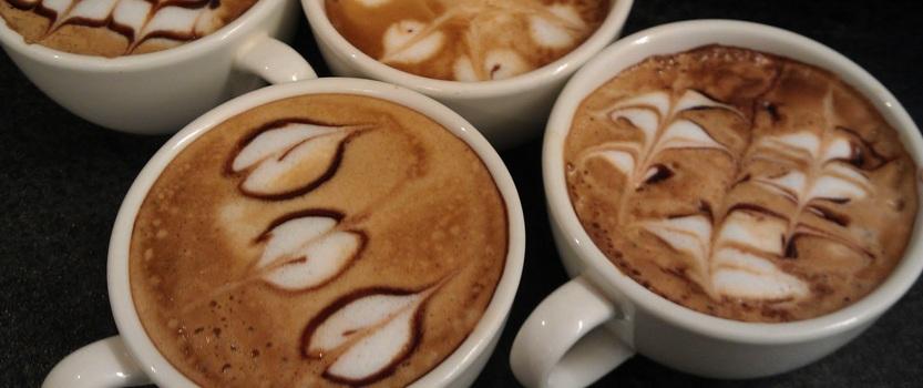 Фестиваль кофе Только попробуй