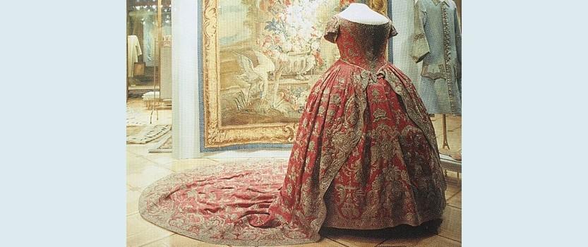 Выставка придворного костюма XVIII