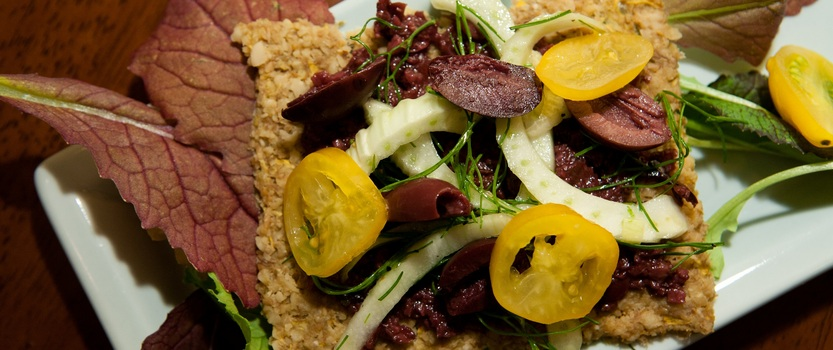 Гастрономический вегетарианский фестиваль Кус-кус