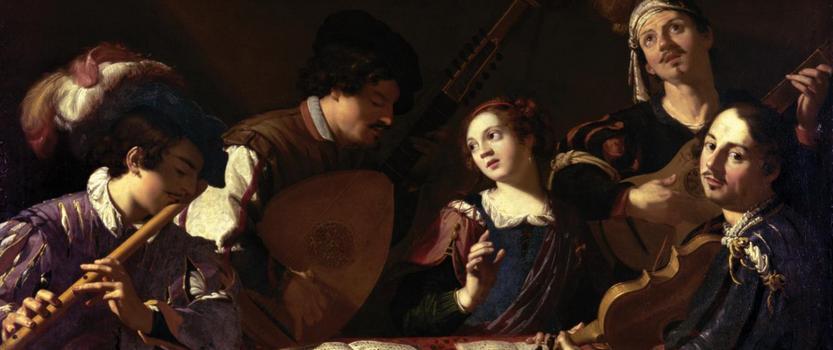 концерт Музыка французского барокко