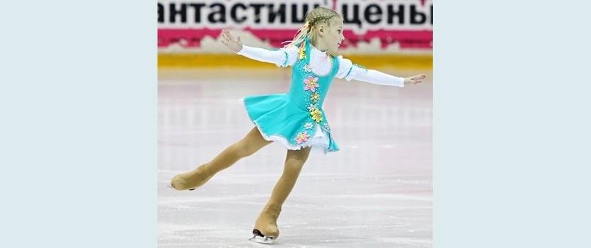 Фигурное катание. Открытый чемпионат и первенство Санкт-Петербурга
