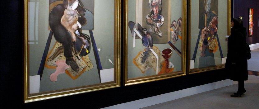 Выставка Фрэнсис Бэкон и наследие прошлого