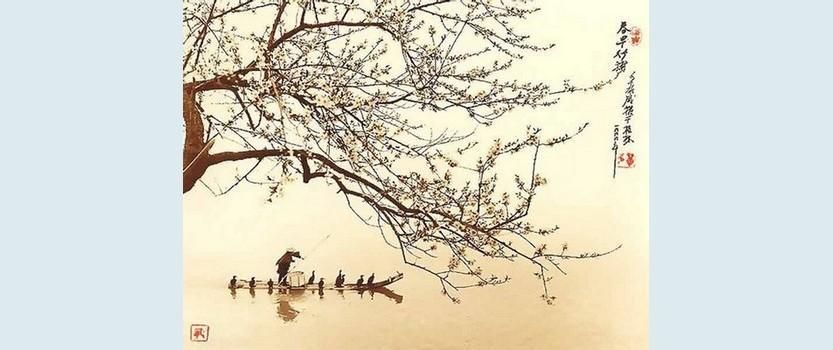 Японское искусство в Эрмитаже