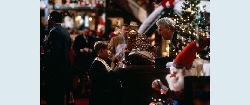 Ночь рождественского кино в Циферблате