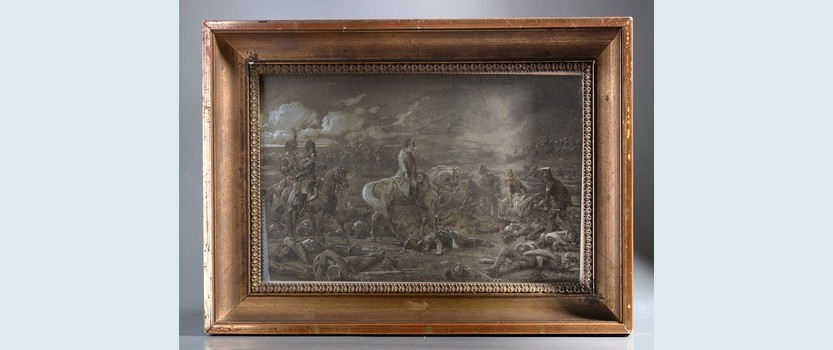 Выставка-представление новых даров Эрмитажу