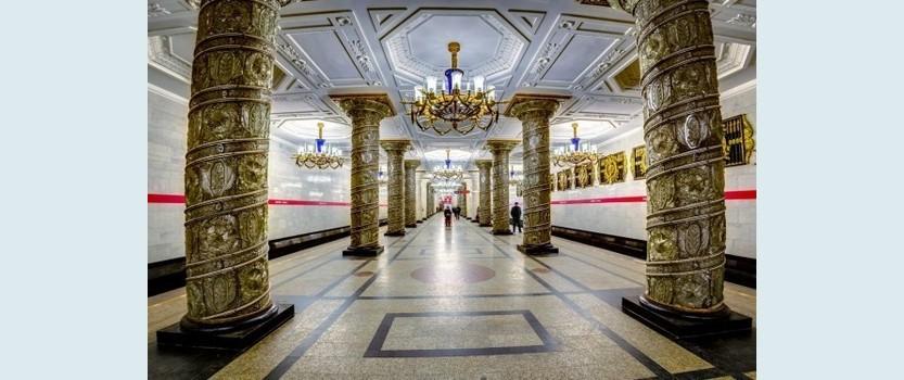 Экскурсии по петербургской подземке
