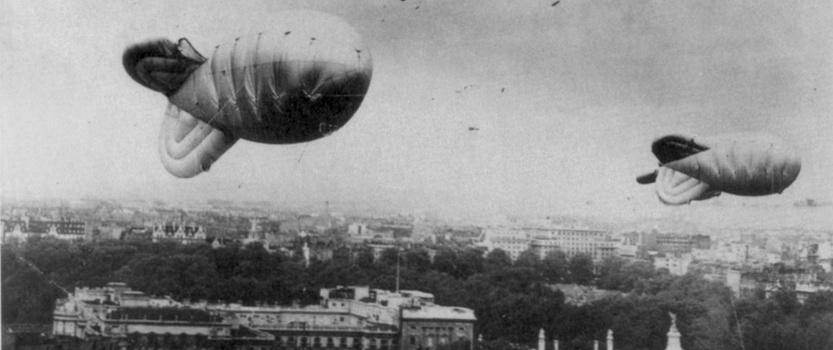 Акция Небо над Ленинградом