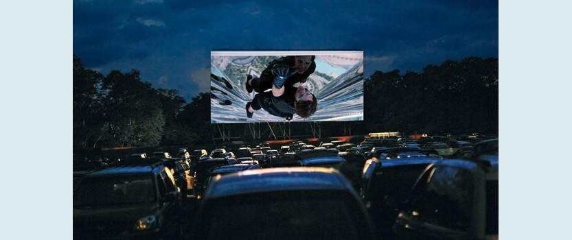Ночь ужасов в Кинопаркинге