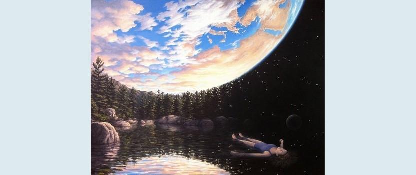 Scientific perception of Illusion show