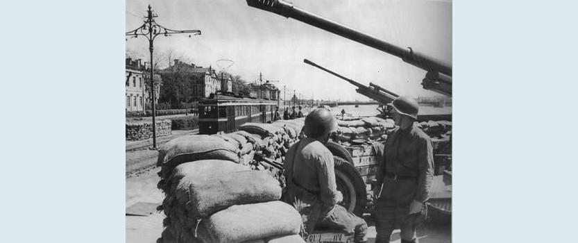 Выставка Блокада. Трагедия Ленинграда