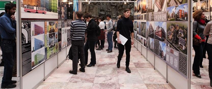 V биеннале Архитектура Петербурга