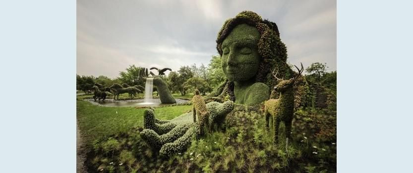 Фестиваль Сады шелкового пути