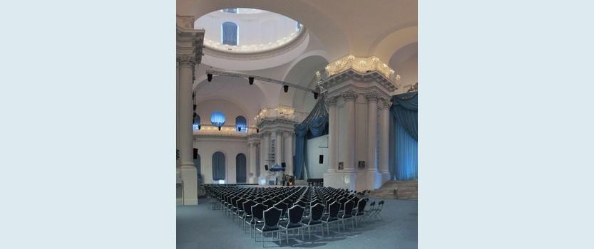 Променад-концерт Органная белая ночь в Смольном соборе