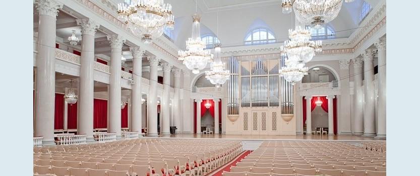 Пётр Лаул и Феликс Коробов в Филармонии