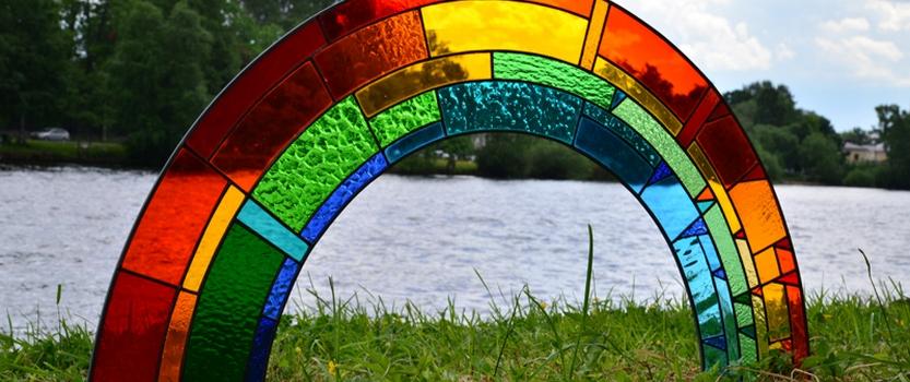 Фестиваль Стекло и керамика в пейзаже