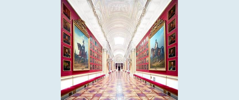 Выставка Кандиды Хефер в Главном штабе Государственного Эрмитажа