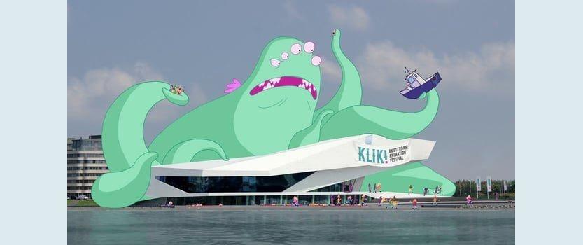 Фестиваль голландской анимации KLIK: Best of Klik