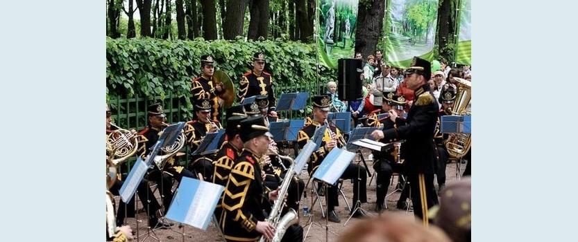 Концерты советской музыки в Летнем саду