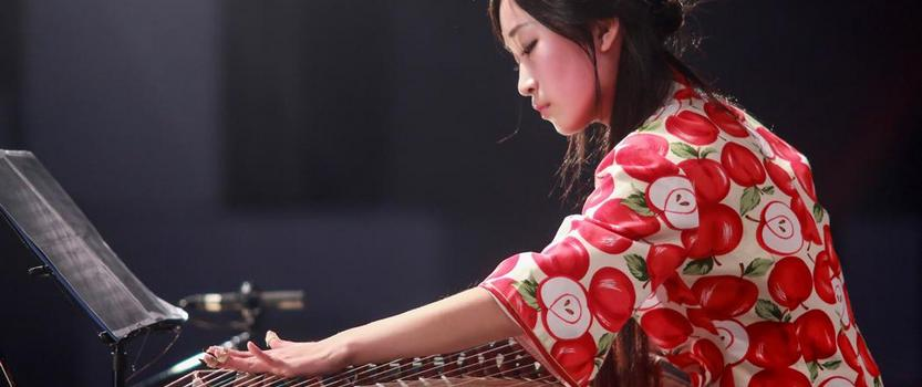 Фестиваль китайской музыки
