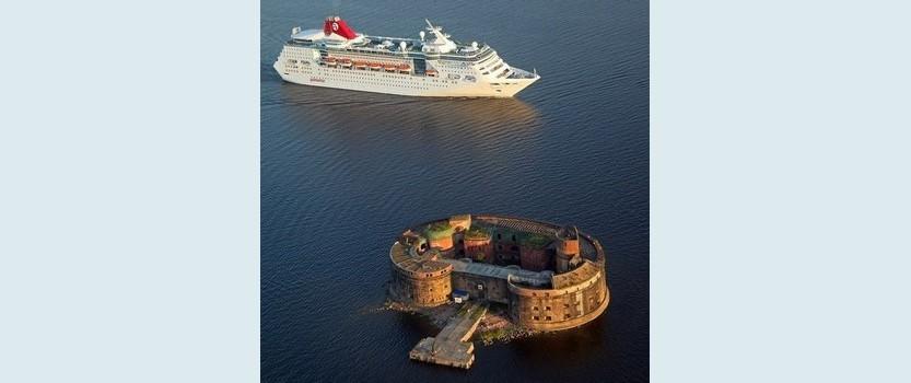 Экскурсия Неизвестный Кронштадт и форты