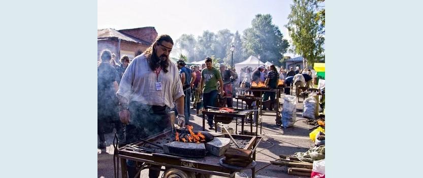 Арт-пленэр Кузница счастья, фестиваль Бабье лето