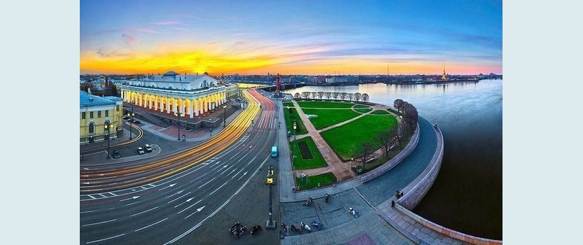 День рождения Василеостровского района