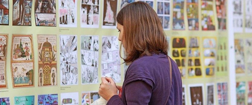 9 международный фестиваль рисованных историй Бумфест