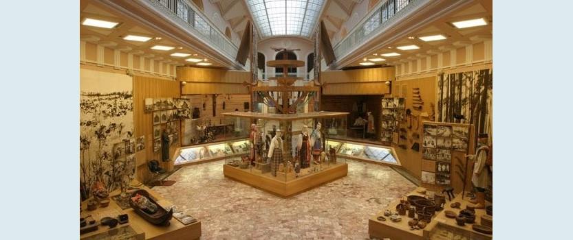 день открытых дверей в Российском этнографическом музее