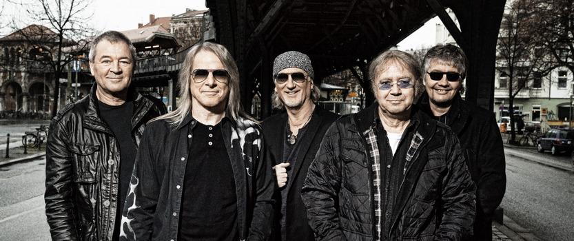 Deep Purple Tribute Show от лучших петербургских музыкантов