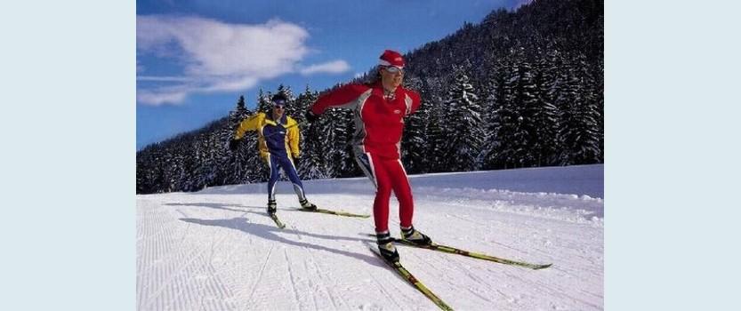 Массовые лыжные гонки для всех желающих Малый марафон