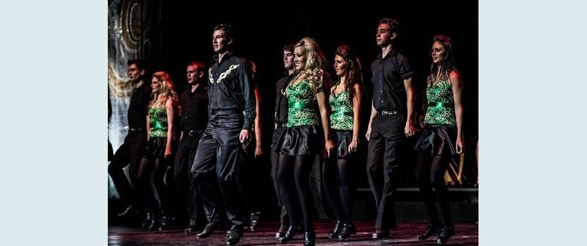 Ирландское танцевальное шоу Rhythm of the Dance 2015